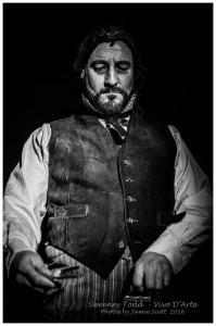 Sweeney Todd. Image: Jamie Scott
